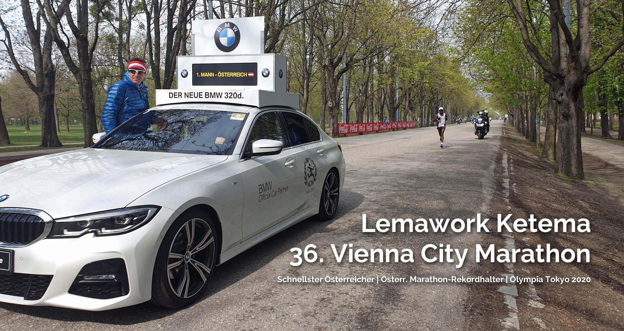 Lemawork Ketema - Vienna City Marathon 2019