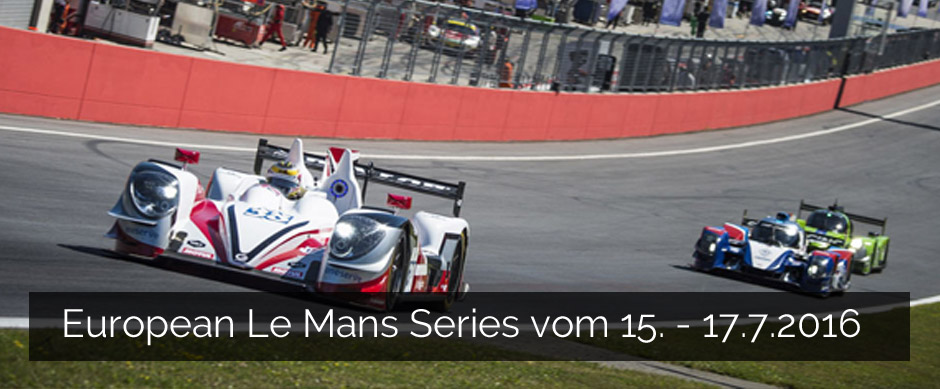 European Le Mans Series 2016