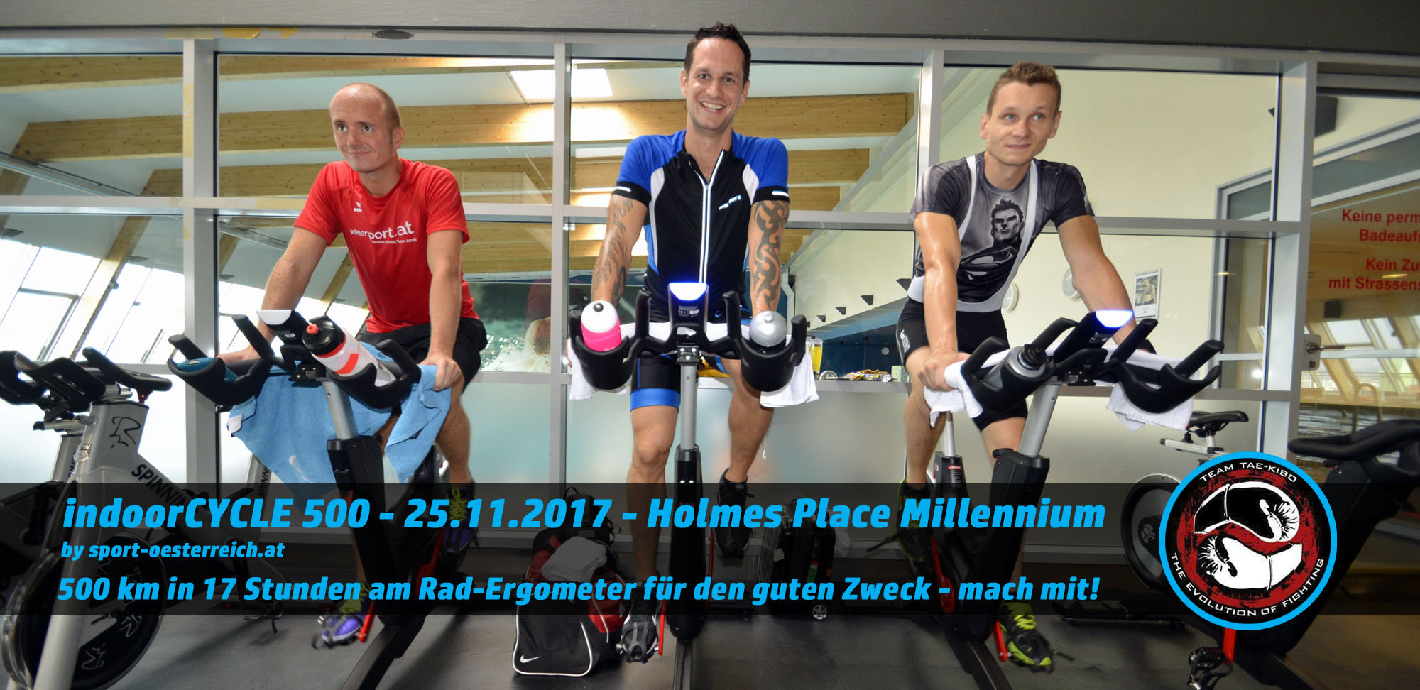 indoorCYCLE 500