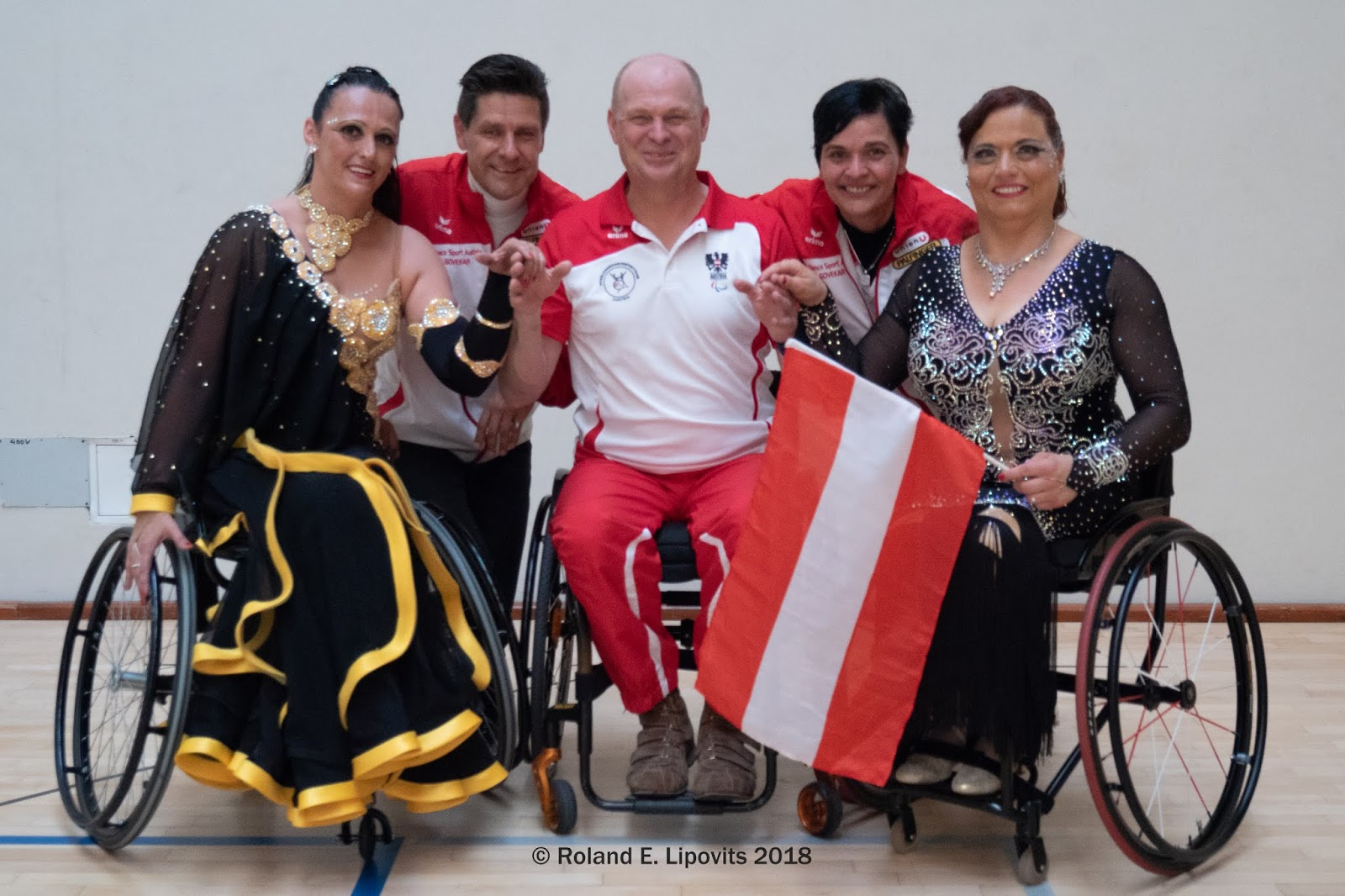 Para Dance Sport World Cup Kosice 2018