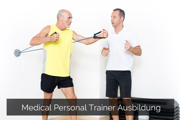 Medical Personal Trainer Ausbildung