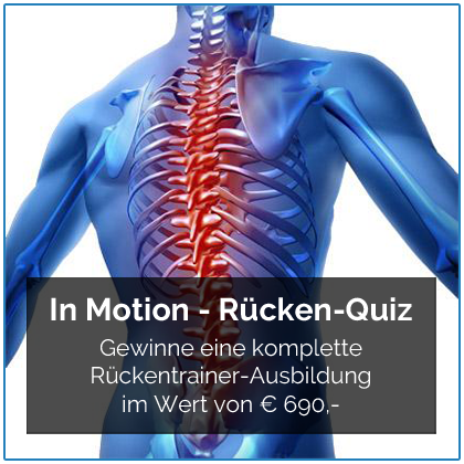 In Motion - Rücken-Quiz