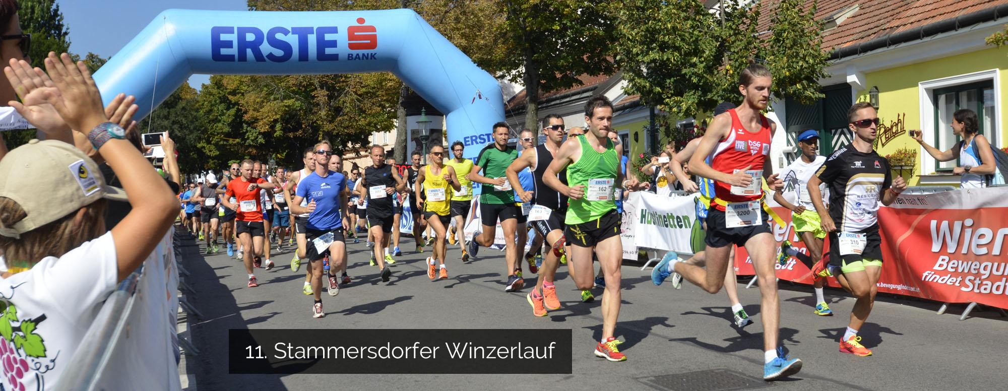 Stammersdorfer Winzerlauf 2017