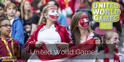 United World Games 2018