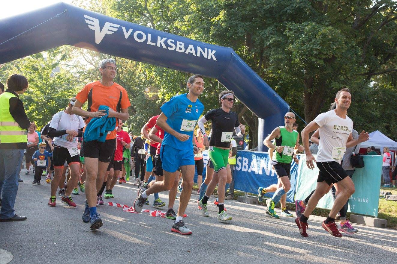 Vienna Charity Run 2016