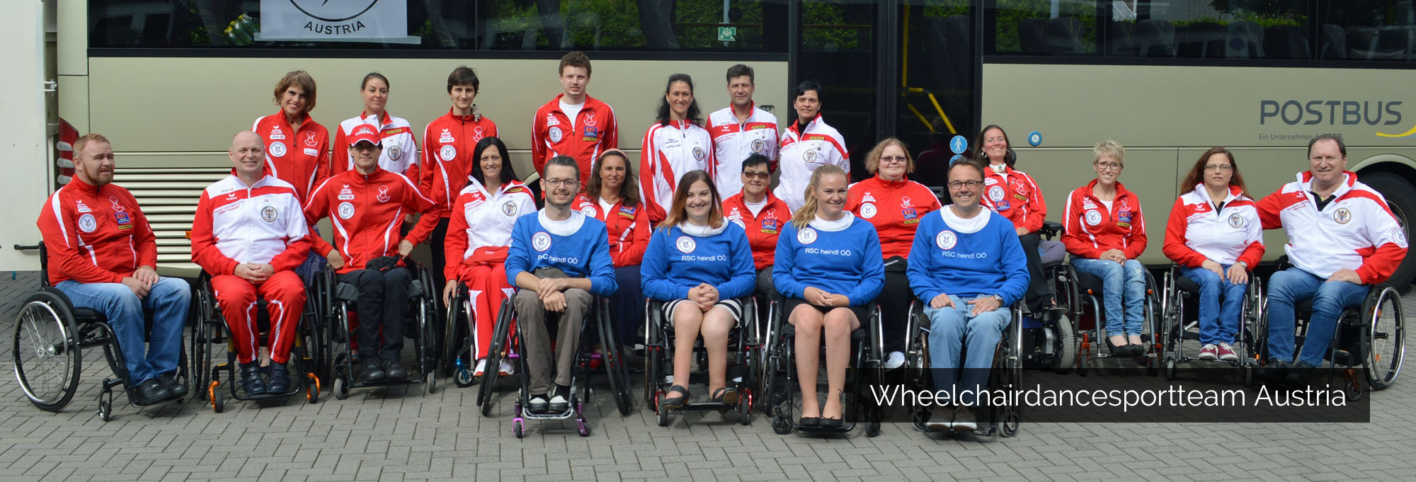 Wheelchairdancesportteam Austria