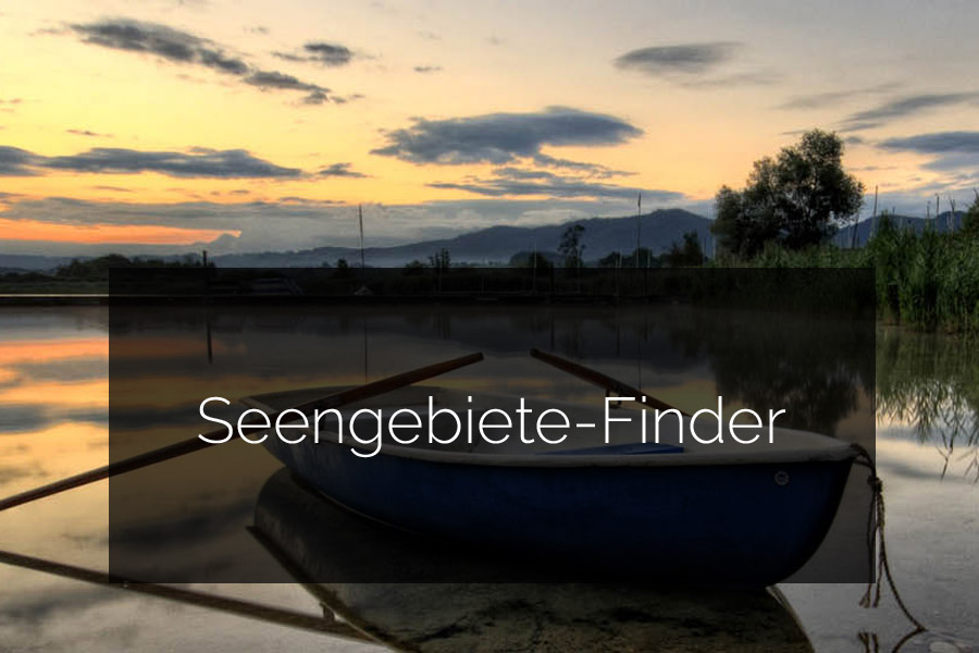 Seengebiete-Finder