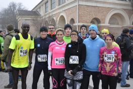 Tristyle Team beim Adventlauf Grafenegg