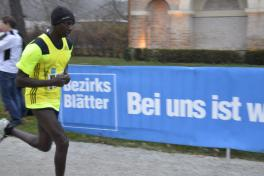 Joseph Lekalesoi Adventlauf Grafenegg 2014