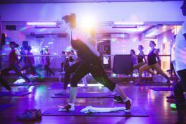 Lange Nacht der Fitness 2017