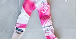 Spyder Rennanzug von Lindsey Vonn - Beine