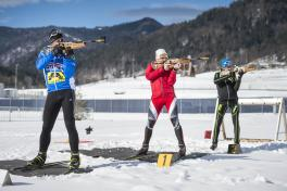 Winter am Ring Biathlon © Philip Platzer Red Bull Content Pool