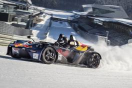 Winter am Ring KTM X-Bow © Lucas Pripfl Red Bull Content Pool
