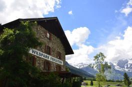 Wildpark Ferleiten an der Großglockner Hochalpenstraße