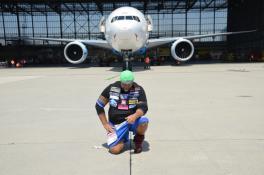 Franz Müllner vs Boeing 777