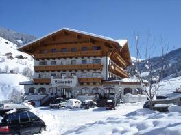 Hotel Lammwirt im Winter