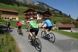 Mountainbiken im Großarltal