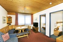 Komfortable Zimmer und Apartments