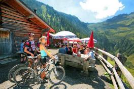 Mountainbiken Maiskogel