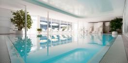 Hotel Hohes Licht Pool