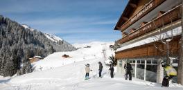 Hotel Hohes Licht Winter