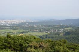 Josefswarte - Blick in den Süden