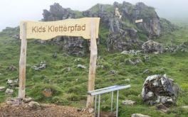 Kids-Kletterpfad am Kitzbüheler Horn