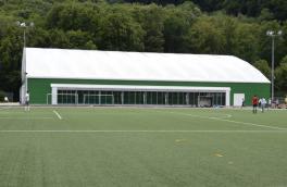 Tennishalle Marswiese Wien