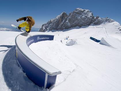 Skigebiet Dachstein Gletscher Sport Oesterreich At