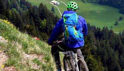 Mountainbiken in und rum um Windischgarsten im Nationalpark Kalkalpen