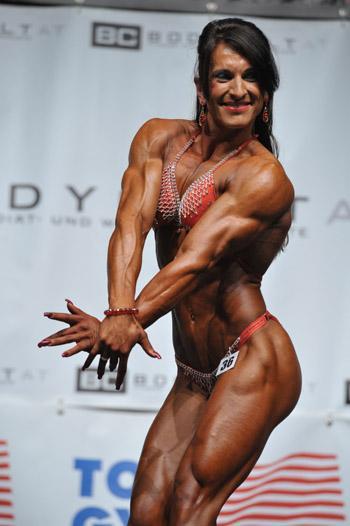 Frauen Physique Ifbb Austria Sport Oesterreichat