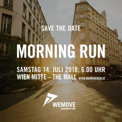 WEMOVE Morning Run 2018