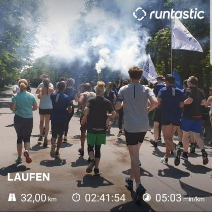 Run for the Oceans Runtastic App