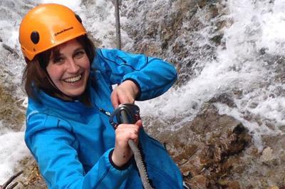 Klettersteig Villach : Kölnbreinsperre neuer klettersteig sorgt für jede menge adrenalin