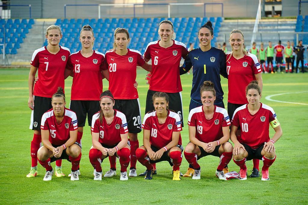 Dänemark Frauen Nationalmannschaft