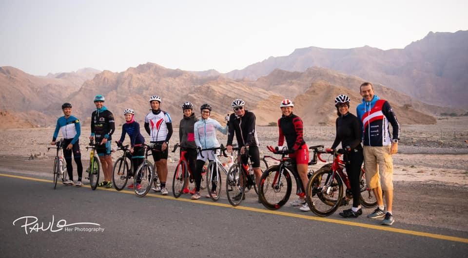 Triathlon Trainingslager 2020 in Dubai