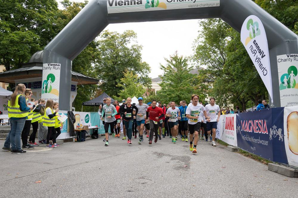 Vienna Charity Run 2018
