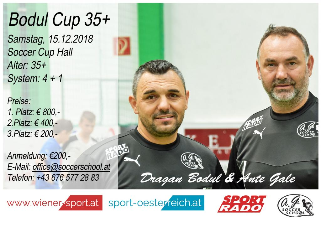 Bodul Cup 2018