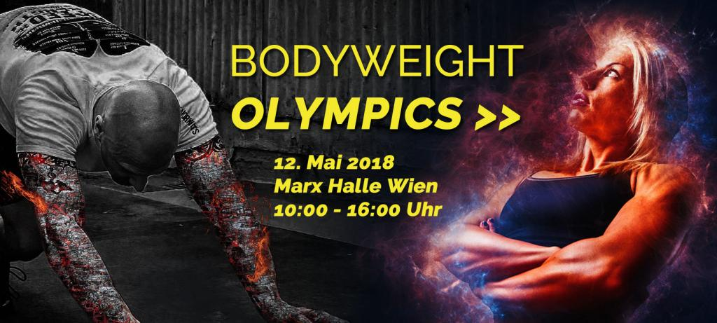 Bodyweight Olympics