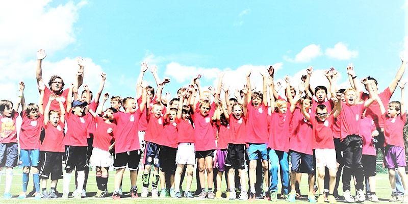 Football Summer School - Fußballcamp in Breitenfurt bei Wien
