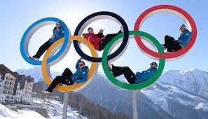 Olympischen Winterspiele