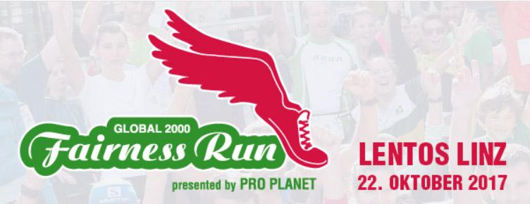 GLOBAL 2000 FAIRNESS RUN in Linz am 21.10.2018