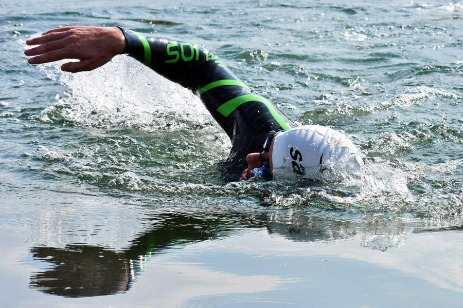 Markus Steinacher Open Water Schwimmtraining