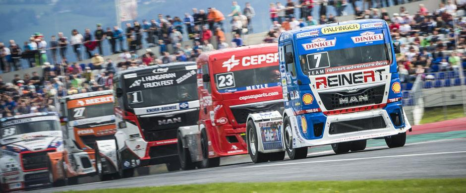Truck Race Trophy 2016 am Red Bull Ring
