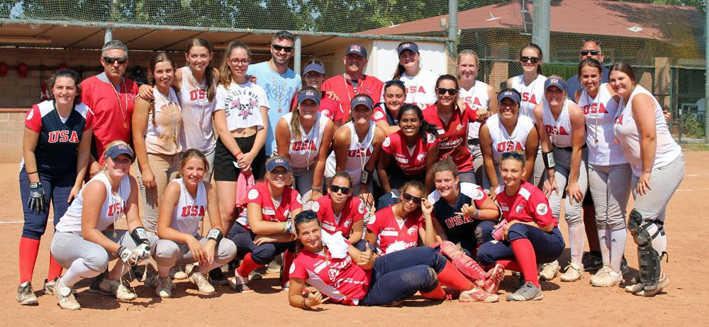 Softball UWG United World Games