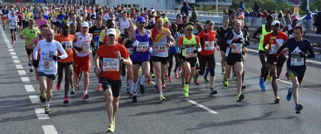 37. Vienna City Marathon am 19.4.2020