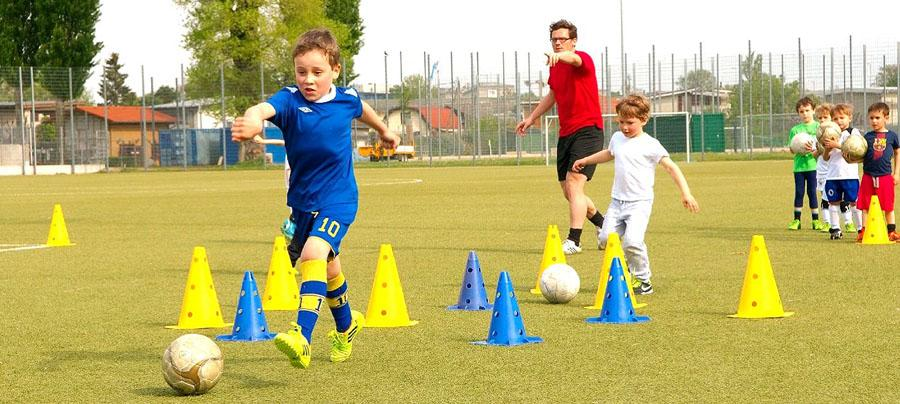 Football Summer School - Vinzenz Jager